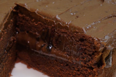 Scratch Chocolate Cake