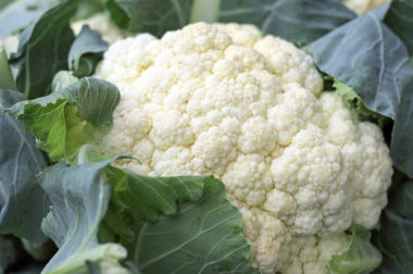 Fresh Cauliflower Salad