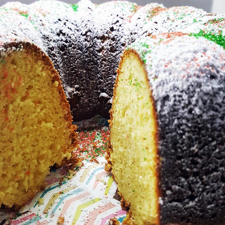 Grandma's Wine Cake